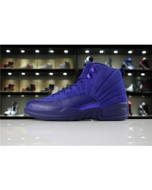 Air Jordan 12 Premium Deep Royal Blauw 130690-400 voor heren