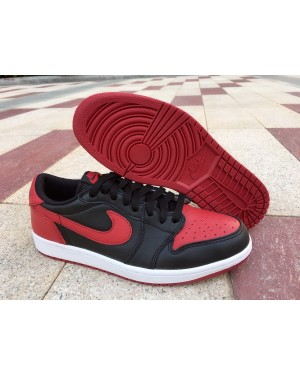 "Air Jordan 1 Retro Low OG ""Bred"" voor heren NlAirJordan0026-10"