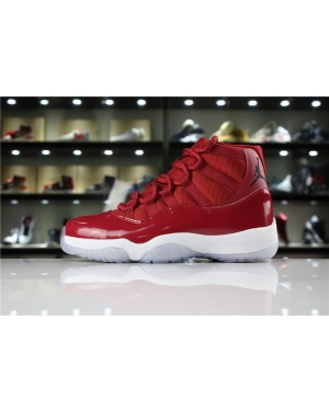 Air Jordan 11 Win Like 96 Gym Rood/Wit-Zwart voor heren en dames NlAirJordan0183-11