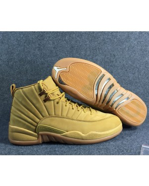 PSNY x Air Jordan 12 Wheat voor heren NlAirJordan0240-10