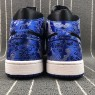 "HZP Custom Air Jordan 1 ""Royal Dragon"" voor heren NlAirJordan0012-01"
