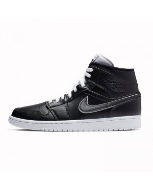 """Air Jordan 1 Mid """"Maybe I Destroyed The Game"""" 852542-016 Para Homens e Mulheres"""