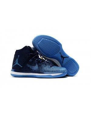 Air Jordan 31 Royal Preto Game Royal-Branco para homens PtAirJordan0674-21