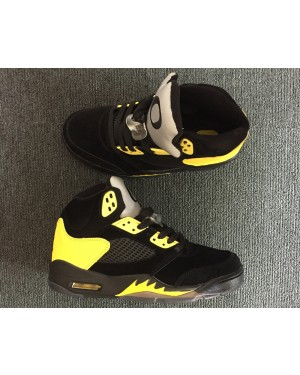 Air Jordan V (5) Oregon Ducks Away PE para homens PtAirJordan0484-11