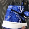 "HZP Custom Air Jordan 1 ""Royal Dragon"" para homens PtAirJordan0012-01"