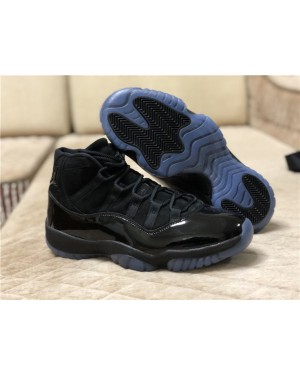 Air Jordan 11 'Prom Night' Negras 378037-005 Para Hombres
