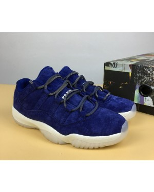 Air Jordan 11 Retro Low SD 'RE2PECT' AV2187-441 Para Hombres