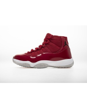 Air Jordan 11 Retro High Win Like 96 Chicago Gym Rojo/Negro Blanco 378037-623 Hombres Mujeres EsAirJordan1057-10