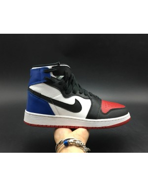 Air Jordan 1 GS Rebel Top 3 para mujer EsAirJordan0126-10