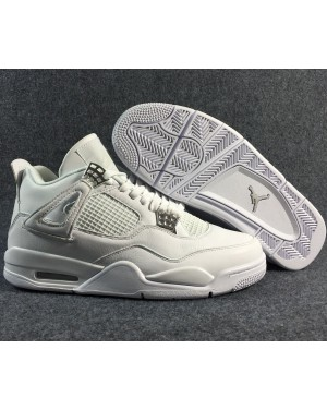 Air Jordan 4 Pure Money 308497-100 For Men and Women AirJordan0430-21