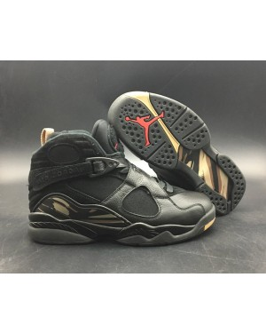 Air Jordan 8 OVO Black AA1239-045 For Men