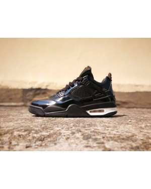 Air Jordan 11LAB4 Black/Black-White For Men and Women AirJordan0387-11
