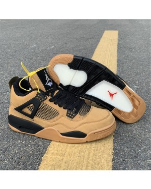 Travis Scott x Air Jordan 4 'Olive' pour homme