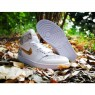 DJ Khaled x Surgeon x Air Jordan 1 Custom Blanche Python and Or Pour Homme FrAirJordan0006-01