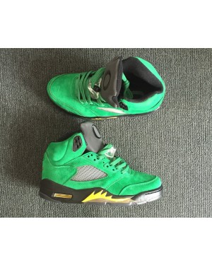 "Air Jordan 5 ""Oregon Ducks"" PE für Herren"