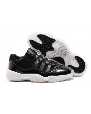 "Air Jordan 11 Retro Low ""72-10"" Nero Bianco per uomo e donna ItAirJordan0196-10"